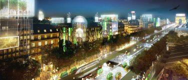 Les Champs Elysées en 2025
