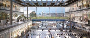 Le projet abandonné de la Gare du Nord
