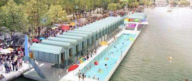 Aménagement du Bassin de la Villette