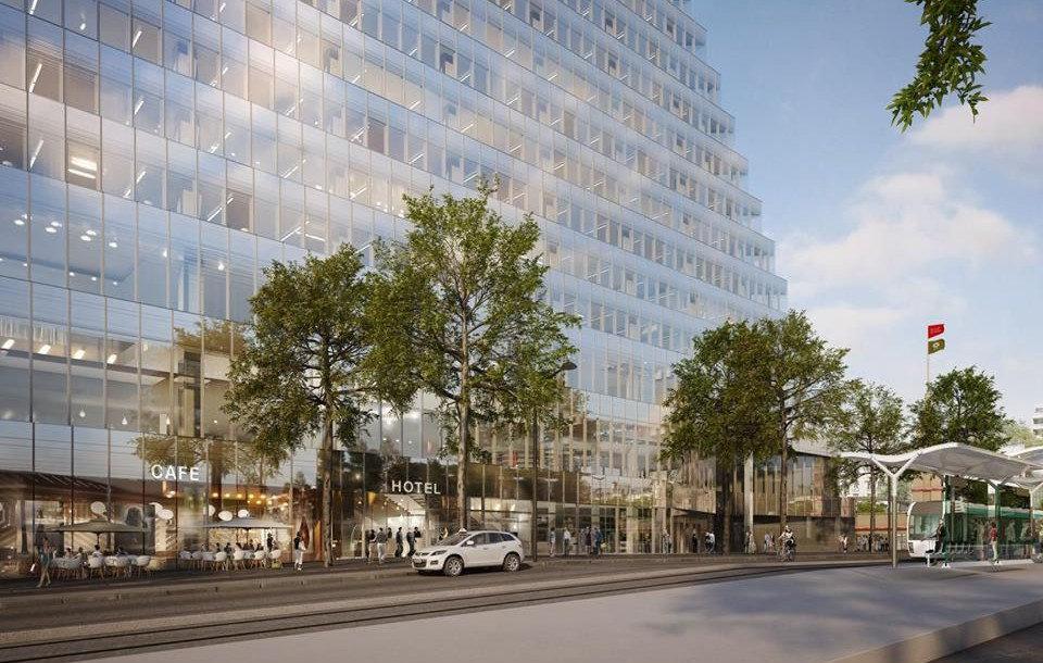 La tour triangle paris futur - Chambre de commerce de versailles ...
