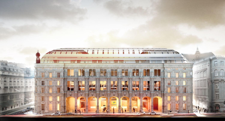La nouvelle poste du louvre paris futur - Office du tourisme italien paris horaires ...