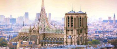 Tous les  projets de rénovation de Notre Dame de Paris