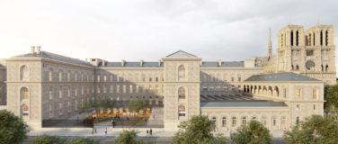 Projet de rénovation de l'Hôpital Hôtel-Dieu