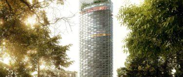 La nouvelle Tour Montparnasse