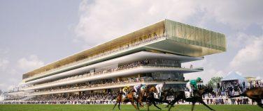Le nouvel Hippodrome de Longchamps