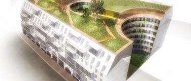 Projet résidentiel face à Jussieu