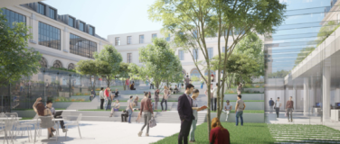 Le nouveau Campus de Sciences Po