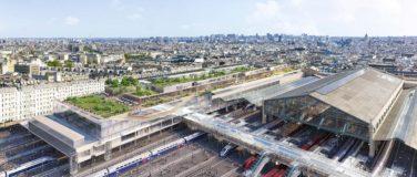 La Nouvelle Gare du Nord