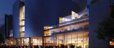 Extension de l'Opéra Bastille