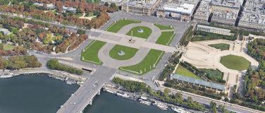 La Place de la Concorde végétalisée