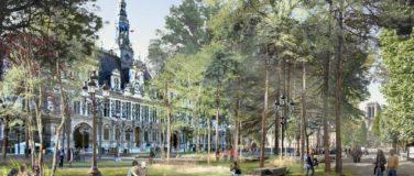 Projet de 4 Forêts Urbaines dans Paris