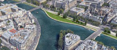 Proposition de pelouses libres à Paris